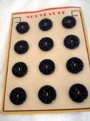 1930s Art Deco Era Buttons from France (sold)